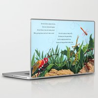 bugs Laptop & iPad Skins featuring Bugs by CWaldron