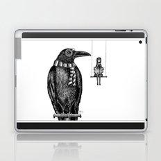Ronald + Regina -or- The Tiny Poe Aficionados Laptop & iPad Skin