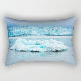 Icy Tranquility Rectangular Pillow