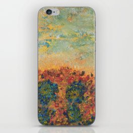 Flowers of Provence iPhone Skin