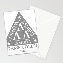 LAMBDA LAMBDA LAMBDA Stationery Cards