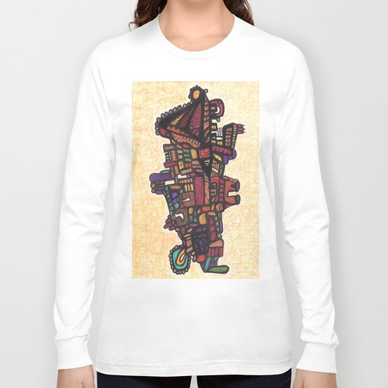 (Dance of) Life and Death Long Sleeve T-shirt