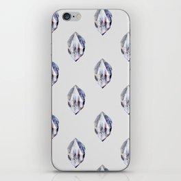 fluo (pattern) iPhone Skin