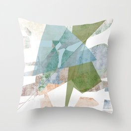 Winterbreak - Abstract Throw Pillow / Wall Art / Home Decor Throw Pillow