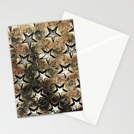 Serie Texturas - CleMpasS - Estrellas Stationery Cards