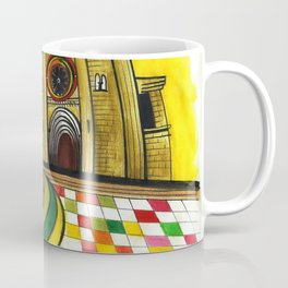 Lisbon 28 Coffee Mug
