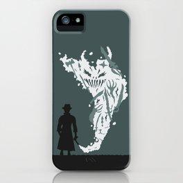 Shady Killer iPhone Case