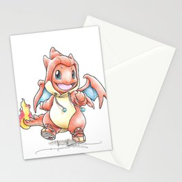 Y the Sudden Change of Heart? Stationery Cards