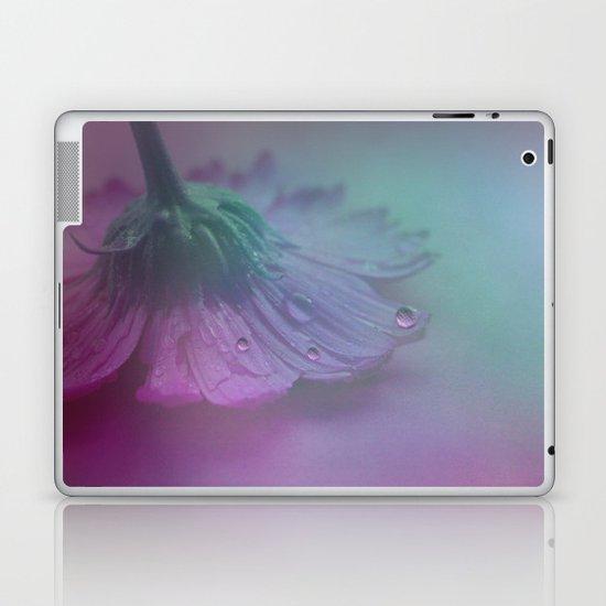 The dancing flower Laptop & iPad Skin