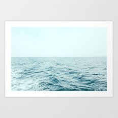 Depth Over Distance Art Print