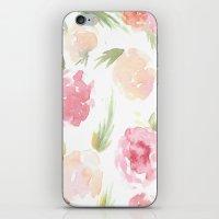 "hawaiian iPhone & iPod Skins featuring ""Hawaiian"" by  Tori Wise Watercolors"