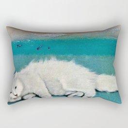 cat spirit Rectangular Pillow