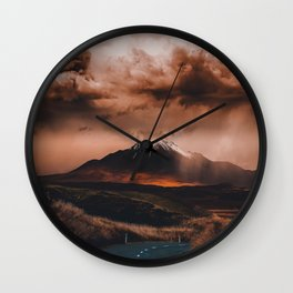 Journey of Life Wall Clock