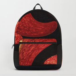 Reds The Chili Peppers Abstract Backpack