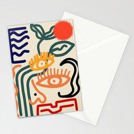 Untitled imagination Stationery Cards