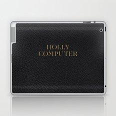 Holly Poster Laptop & iPad Skin
