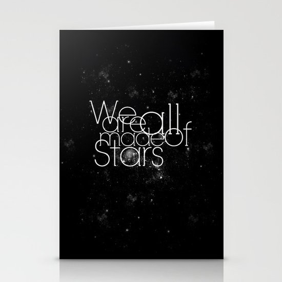 We, All. Stationery Cards