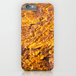 Grand Prismatic Terrace iPhone Case