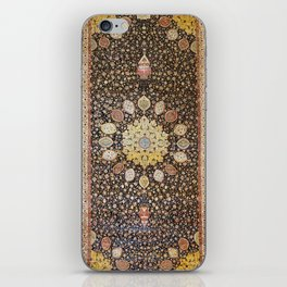 Ardabil Persian Safavid Carpet iPhone Skin