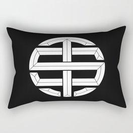 TS Logo Rectangular Pillow