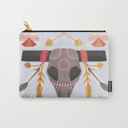 Boho Golden Child Carry-All Pouch