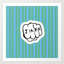 [ Blues Brothers ] Joliet Jake John Belushi Art Print