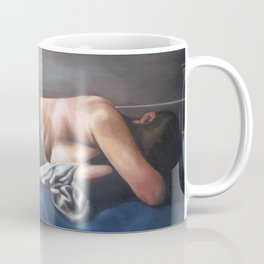 In Darkness You Can See No Light Coffee Mug