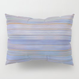 Colorful Abstract Stripped Pattern Pillow Sham