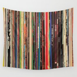 Record Collector Wall Tapestry