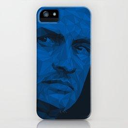 Jose Mourinho / Inter FC – Poly iPhone Case