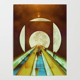 The Escalator Poster