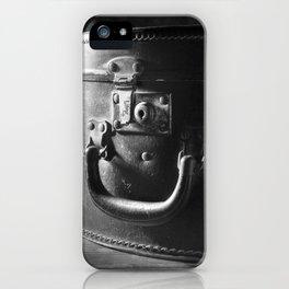hatbox iPhone Case