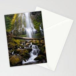 Proxy Falls, Oregon Stationery Cards