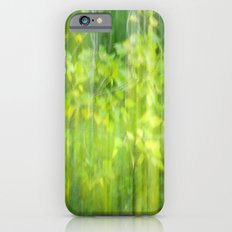 Green forest iPhone 6s Slim Case