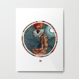 Tribes of our lives Metal Print