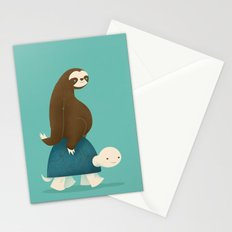 Slow Ride Stationery Cards