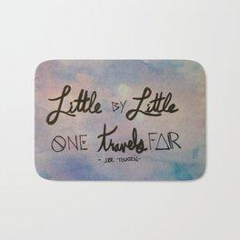 Little by Little Bath Mat