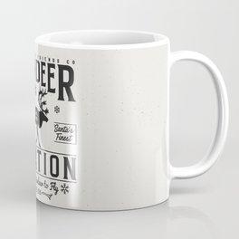 Reindeer Aviation - Christmas Coffee Mug