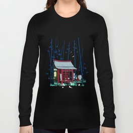 On my way to Mount Fuji Long Sleeve T-shirt