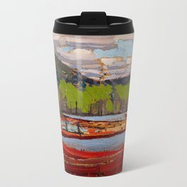 Tom Thomson - Boat Travel Mug