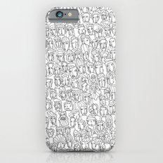 1000 imaginary friends and one bear Slim Case iPhone 6s