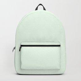 Honeydew - solid color Backpack