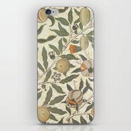 William Morris Fruit Pattern iPhone Skin