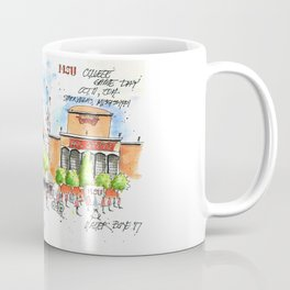ESPN Game Day 2014 Coffee Mug