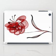 Vector Flower iPad Case