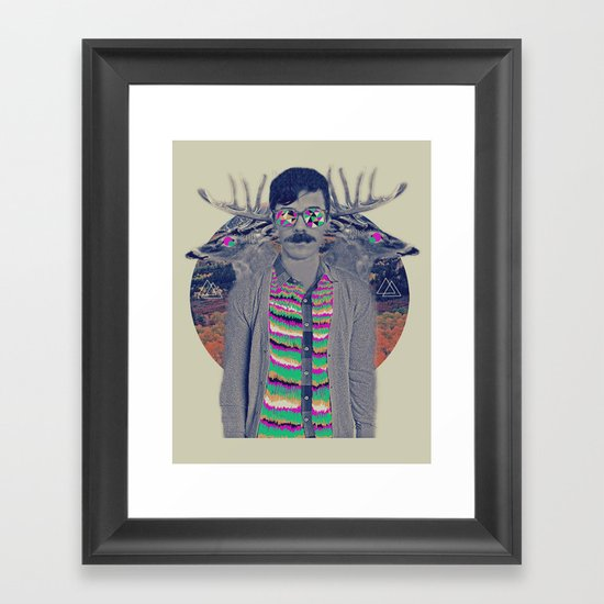 XXVI Framed Art Print