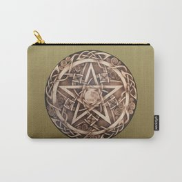 Brigid's Pentacle Carry-All Pouch