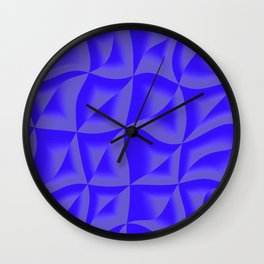 pattern sti Wall Clock