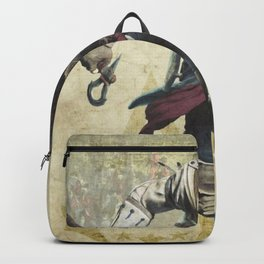 Connor Assassin's creedd Backpack