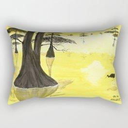 Cypress Sunrise Rectangular Pillow